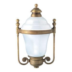 Fontes de Paris - Luminaires classiques - Condamine porté - Version dôme lumineux