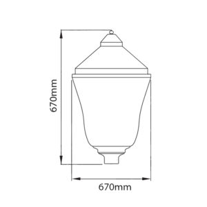Fontes de Paris - Luminaires rétros - Adivino - CAD
