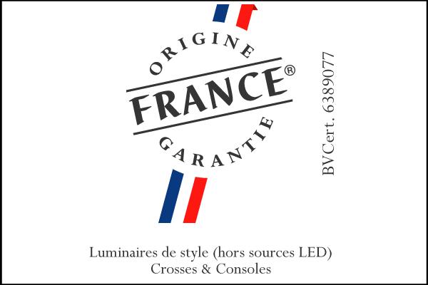 Fontes de Paris - Origine France Garantie